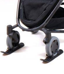 Narty do wózka dziecięcego  Zestaw dla kół 12-22cm