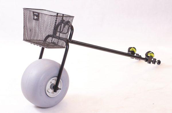 Dostawka do wózka dziecięcego na piasek