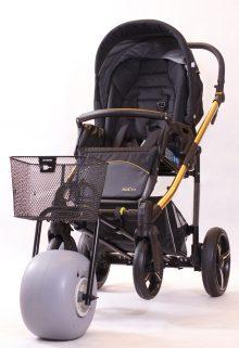 BabyChoper – adapter do wózka dziecięcego